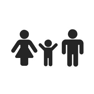 Zerfällt die natürliche Familie schleichend?